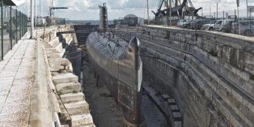 dry dock Seismic Analysis