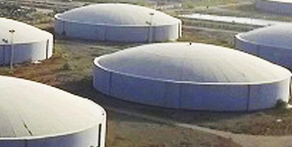Faisaliah Large Water Tanks