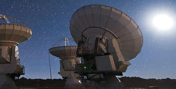 NASA Antennas