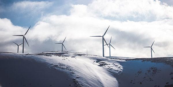 Puebla´s Wind Farm, Mexico
