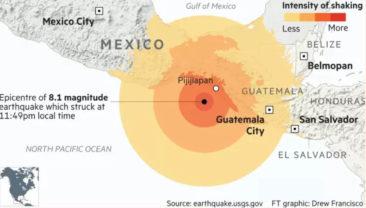 Terremoto de Mexico