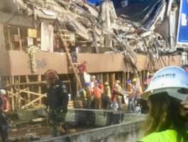 Terremoto de 7.1 Sacude Mexico